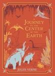 """""""A journey to the center of the earth"""" av Jules Verne"""