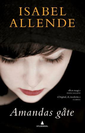 """""""Amandas gåte"""" av Isabel Allende"""