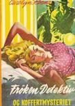 """""""Frøken detektiv og koffertmysteriet"""" av Carolyn Keene"""