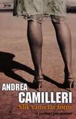 """""""Slik vann tar form - en siciliansk kriminalroman"""" av Andrea Camilleri"""
