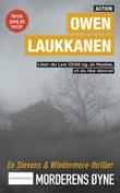 """""""Morderens øyne"""" av Owen Laukkanen"""