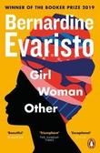 """""""Girl, woman, other"""" av Bernardine Evaristo"""