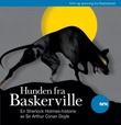 """""""Hunden fra Baskerville"""" av Arthur Conan Doyle"""