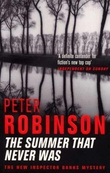"""The summer that never was - an inspector Banks mystery"" av Peter Robinson"