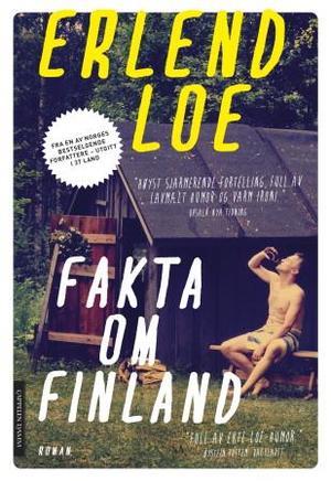 """""""Fakta om Finland - roman"""" av Erlend Loe"""