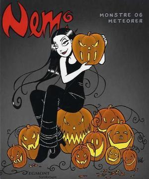 """""""Nemi - monstre og meteorer"""" av Lise"""