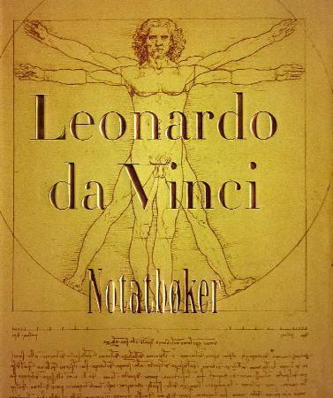 """""""Leonardo da Vinci - notatbøker"""" av Leonardo"""