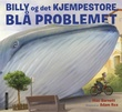 """""""Billy og det kjempestore, blå problemet"""" av Mac Barnett"""