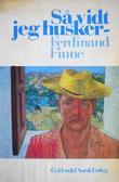"""""""Så vidt jeg husker"""" av Ferdinand Finne"""