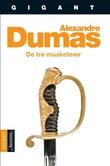 """""""De tre musketerer"""" av Alexandre Dumas"""