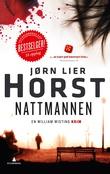 """""""Nattmannen - kriminalroman"""" av Jørn Lier Horst"""