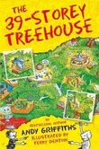 """The 39-storey treehouse"" av Andy Griffiths"