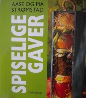 """""""Spiselige gaver"""" av Aase Strømstad"""