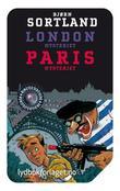 """""""London-mysteriet ; Paris-mysteriet"""" av Bjørn Sortland"""