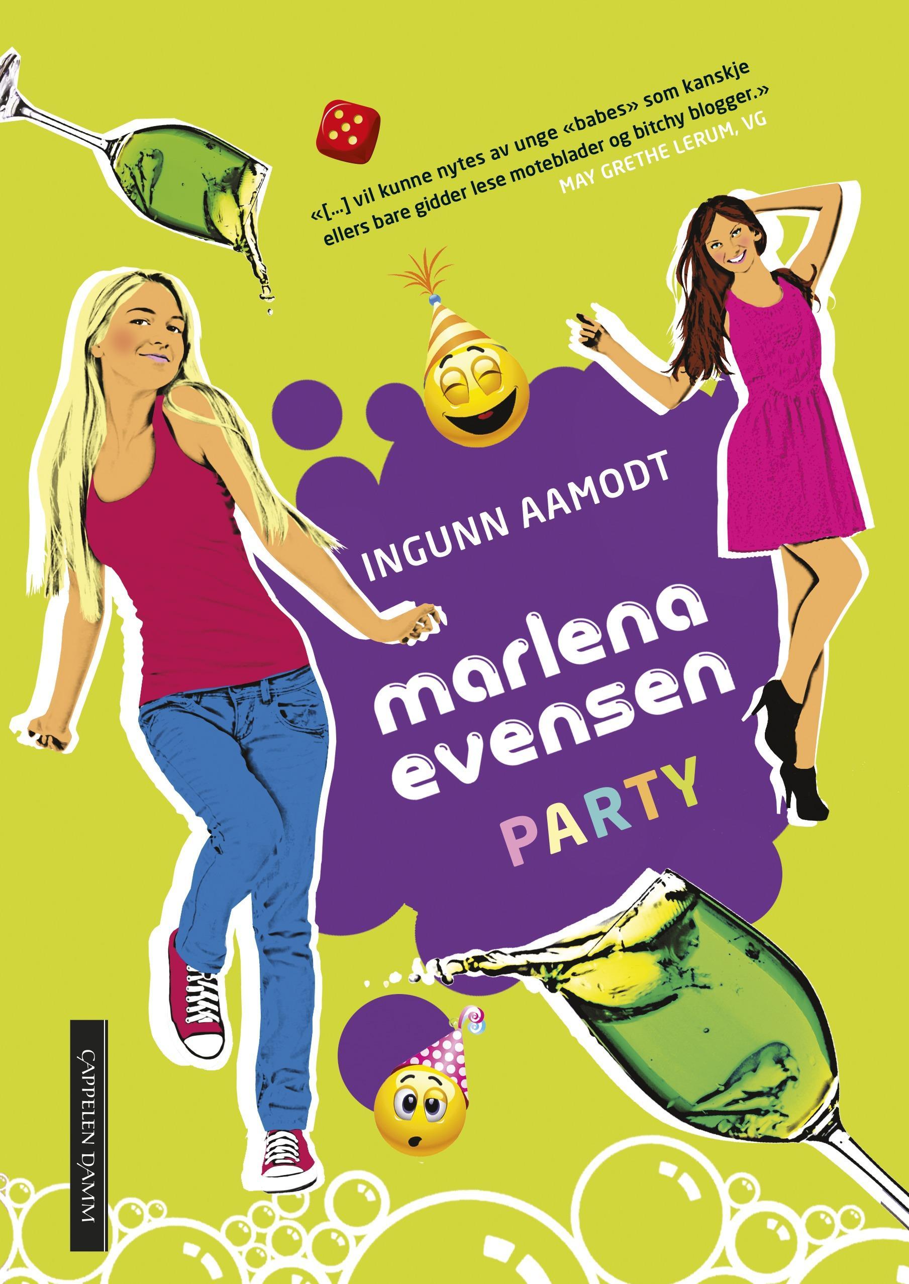 """""""Party!"""" av Ingunn Aamodt"""