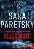 """""""Blacklist - a V.I. Warshawski novel"""" av Sara Paretsky"""