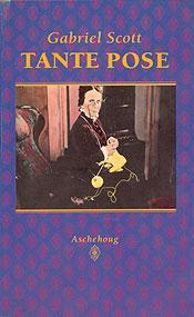 """""""Tante Pose - en julefortelling fra gamle dager"""" av Gabriel Scott"""