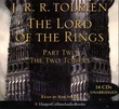 """""""The two towers - the lord of the rings"""" av J.R.R. Tolkien"""
