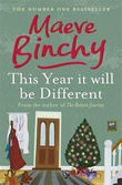 """This year it will be different - short stories"" av Maeve Binchy"