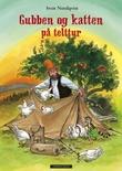 """""""Gubben og katten på telttur"""" av Sven Nordqvist"""