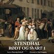 """""""Rødt og svart 1"""" av Stendhal"""