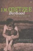 """""""Boyhood - scenes from provincial life"""" av J.M. Coetzee"""