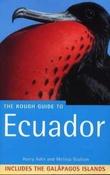 """""""The rough guide to Ecuador"""" av Harry Adès"""