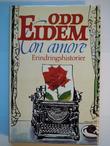 """""""Con amore - erindringshistorier"""" av Odd Eidem"""