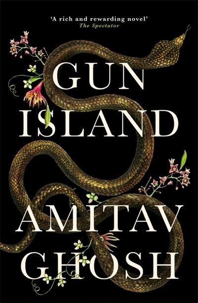 """Gun island"" av Amitav Ghosh"