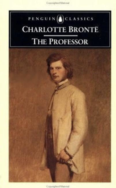 """""""The Professor (Wordsworth Classics)"""" av Charlotte Bronte"""