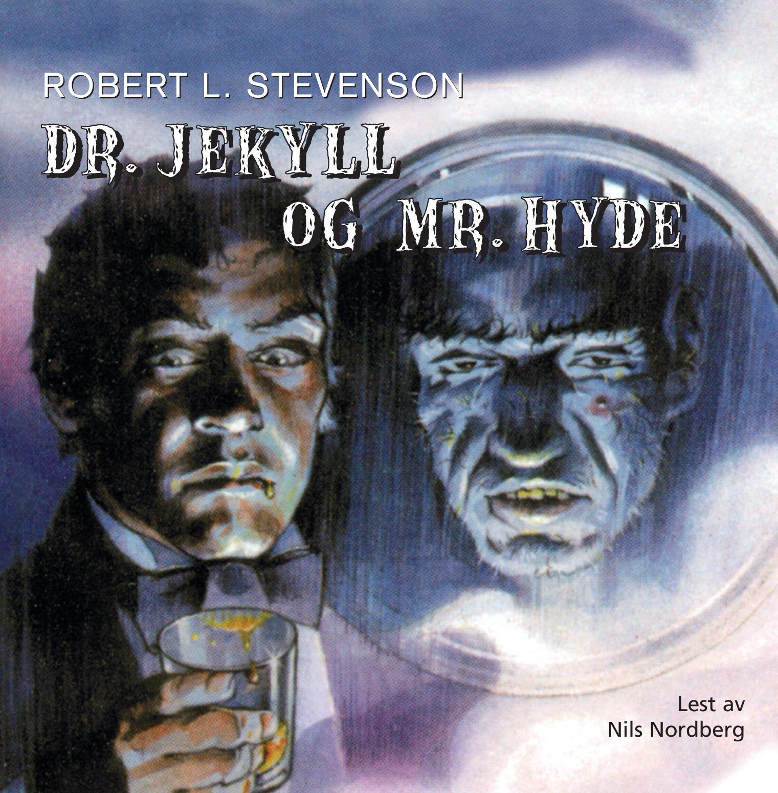 """""""Dr. Jekyll og Mr. Hyde"""" av Robert L. Stevenson"""
