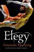 """""""Elegy - watersong series book 4"""" av Amanda Hocking"""