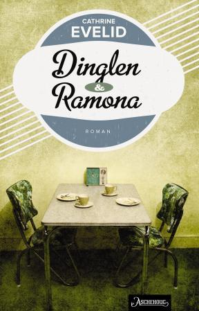"""""""Dinglen & Ramona - roman"""" av Cathrine Evelid"""