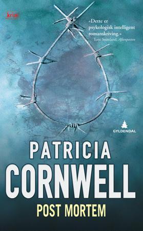 """Post mortem"" av Patricia Cornwell"