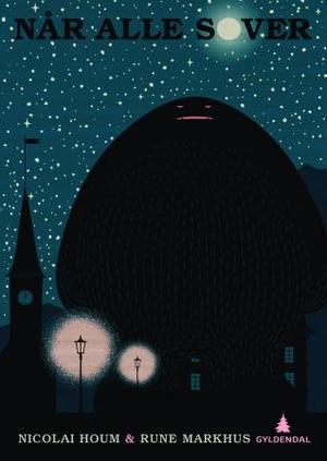 """""""Når alle sover"""" av Nicolai Houm"""