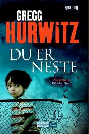 """""""Du er neste"""" av Gregg Hurwitz"""