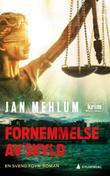 """""""Fornemmelse av skyld kriminalroman"""" av Jan Mehlum"""