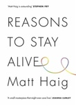 """Reasons to Stay Alive"" av Matt Haig"