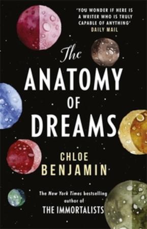 """""""The anatomy of dreams"""" av Chloe Benjamin"""