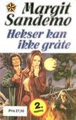 """""""Hekser kan ikke gråte"""" av Margit Sandemo"""
