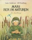 """Mari ser på naturen"" av Lena Anderson"