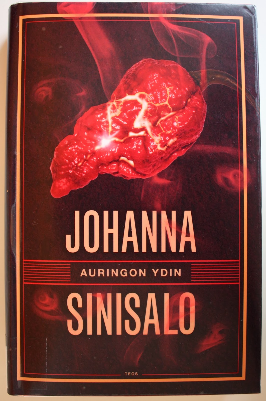 """Auringon Ydin"" av Johanna Sinisalo"