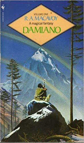 """""""Damiano"""" av R A Macavoy"""