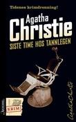 """""""Siste time hos tannlegen"""" av Agatha Christie"""