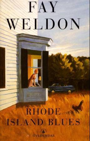 """""""Rhode Island blues"""" av Fay Weldon"""