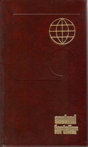 """""""England forteller - britiske og irske noveller"""" av Kristian Smidt"""