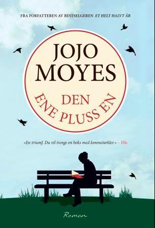 """""""Den ene pluss en"""" av Jojo Moyes"""