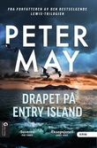 """Drapet på Entry Island"" av Peter May"