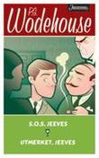 """""""Utmerket, Jeeves ; Takk skal De ha, Jeeves ; Jeeves den uforlignelige"""" av P.G. Wodehouse"""