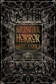 """Supernatural horror short stories"""